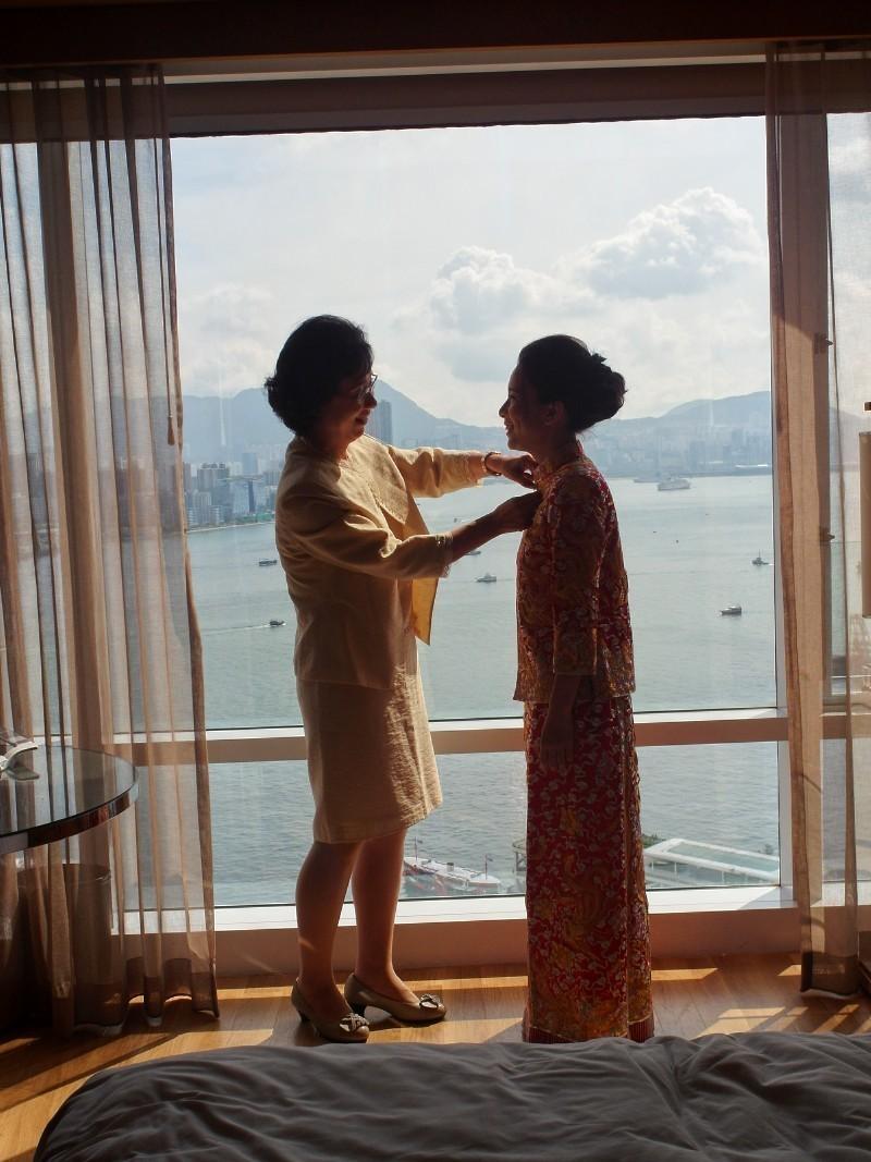 香港裙褂-wendy(萬麗海景酒店)(編號:427501) - 薇之Monica。幸福的旅程 - 結婚吧