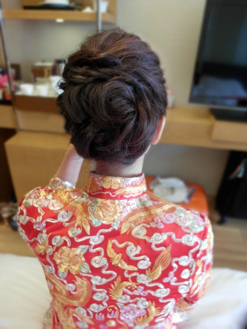 香港裙褂-wendy(萬麗海景酒店)(編號:427502) - 薇之Monica。幸福的旅程 - 結婚吧
