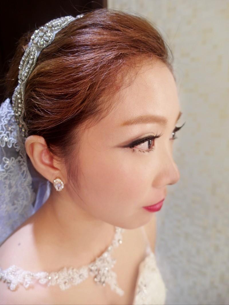 歐美時尚個性白紗造型~JUDY(編號:427517) - 薇之Monica。幸福的旅程 - 結婚吧
