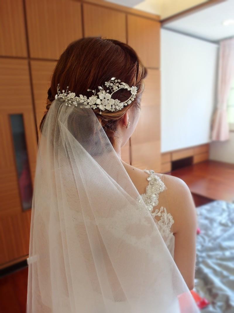 歐美時尚個性白紗造型~JUDY(編號:427519) - 薇之Monica。幸福的旅程 - 結婚吧
