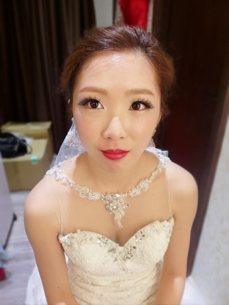 歐美時尚個性白紗造型~JUDY(編號:427520) - 薇之Monica。幸福的旅程 - 結婚吧