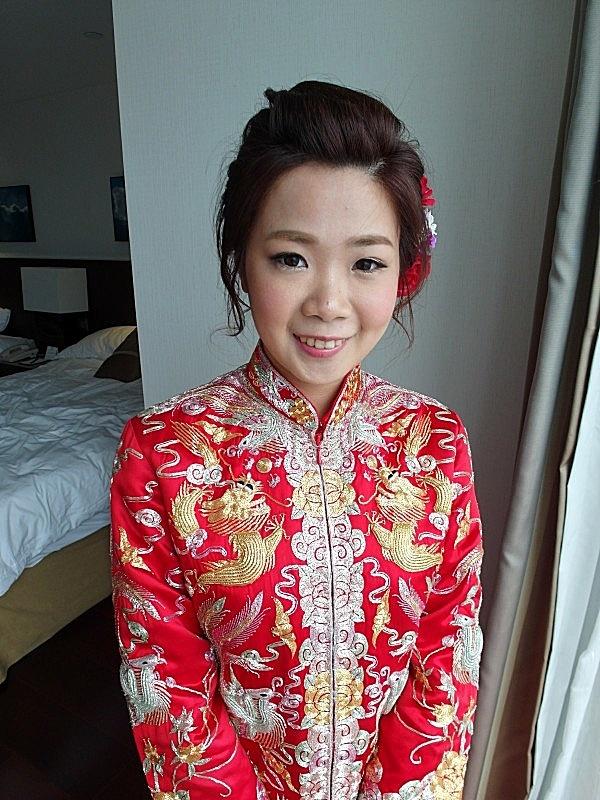 香港結婚儀式-素華 (裙掛)(編號:427538) - 薇之Monica。幸福的旅程 - 結婚吧
