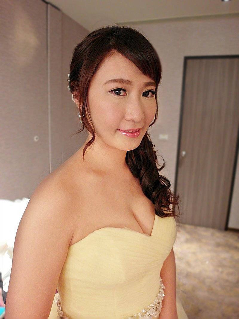 甜美俏麗敬酒造型(頤品大酒店)(編號:427547) - 薇之Monica。幸福的旅程 - 結婚吧