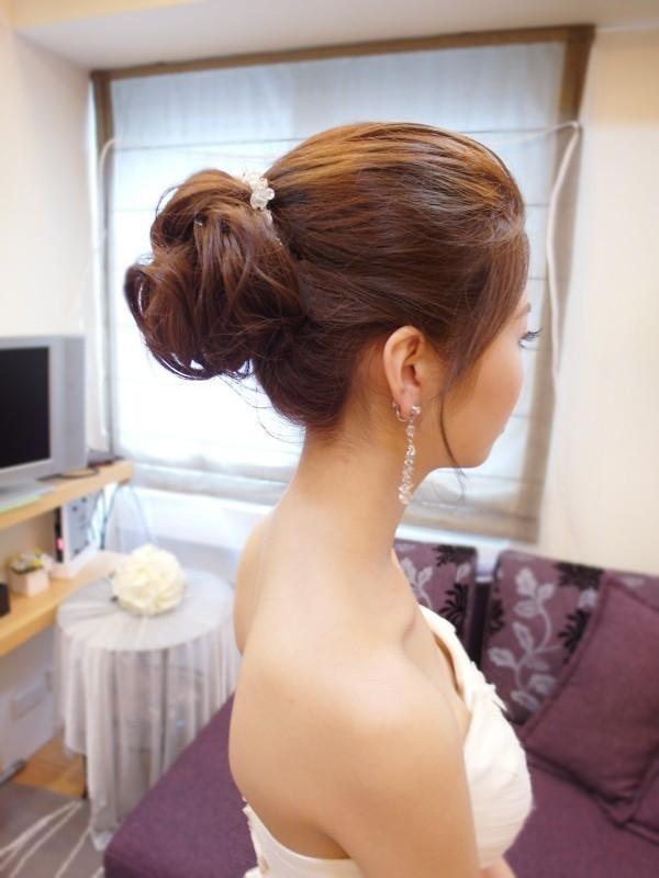 俏麗時尚白紗造型~玉渟(編號:427627) - 薇之Monica。幸福的旅程 - 結婚吧