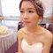 俏麗時尚白紗造型~玉渟(編號:427631)