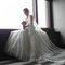 甜美典雅白紗造型~韓國新娘 保保 (世貿三三會館)(編號:427641)