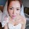 甜美典雅白紗造型~韓國新娘 保保 (世貿三三會館)(編號:427643)