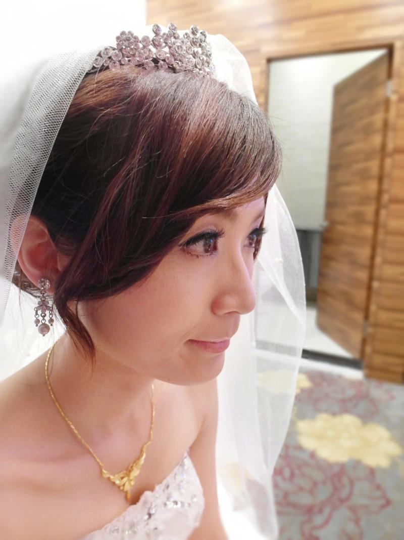 白紗皇冠造型(全國麗園餐廳)(編號:427669) - 薇之Monica。幸福的旅程 - 結婚吧