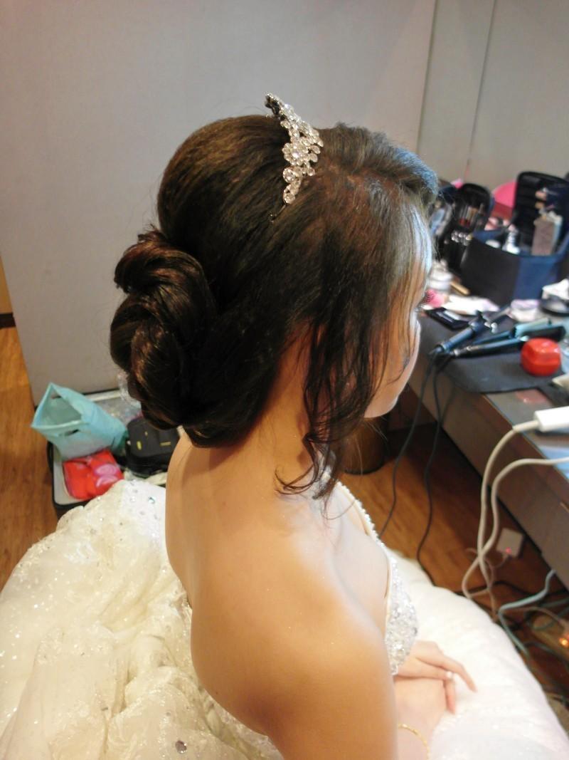 結婚~家薇~(髮量偏少新娘)(編號:427703) - 薇之Monica。幸福的旅程 - 結婚吧