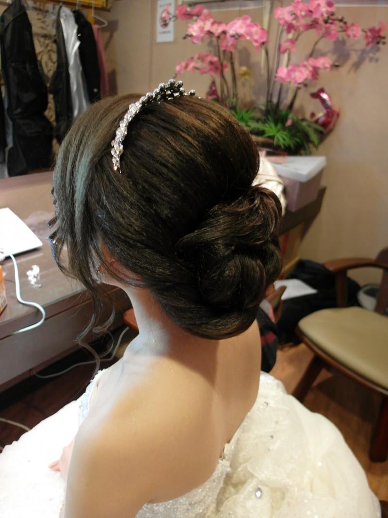 結婚~家薇~(髮量偏少新娘)(編號:427704) - 薇之Monica。幸福的旅程 - 結婚吧