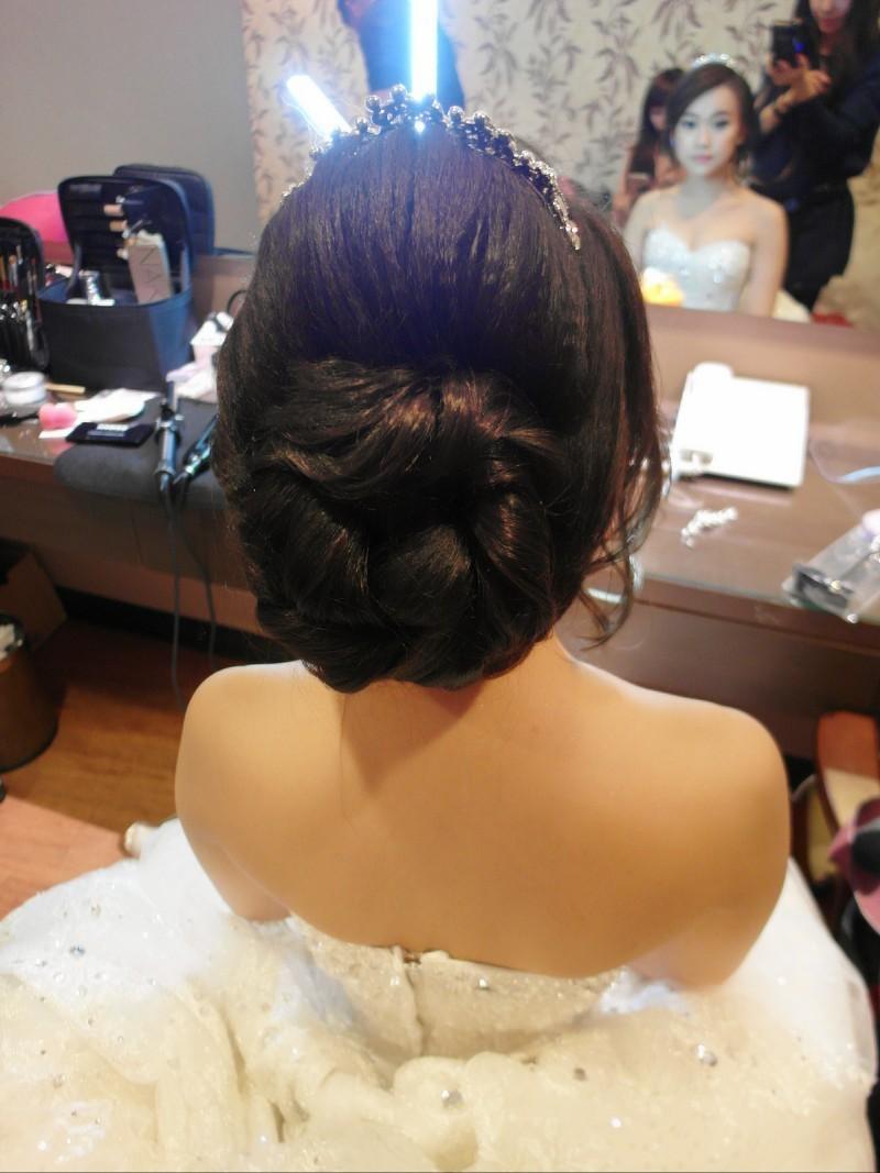 結婚~家薇~(髮量偏少新娘)(編號:427705) - 薇之Monica。幸福的旅程 - 結婚吧