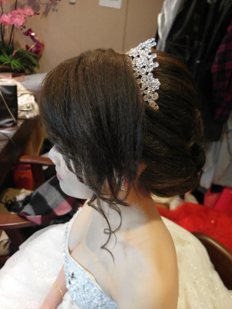 結婚~家薇~(髮量偏少新娘)(編號:427706) - 薇之Monica。幸福的旅程 - 結婚吧