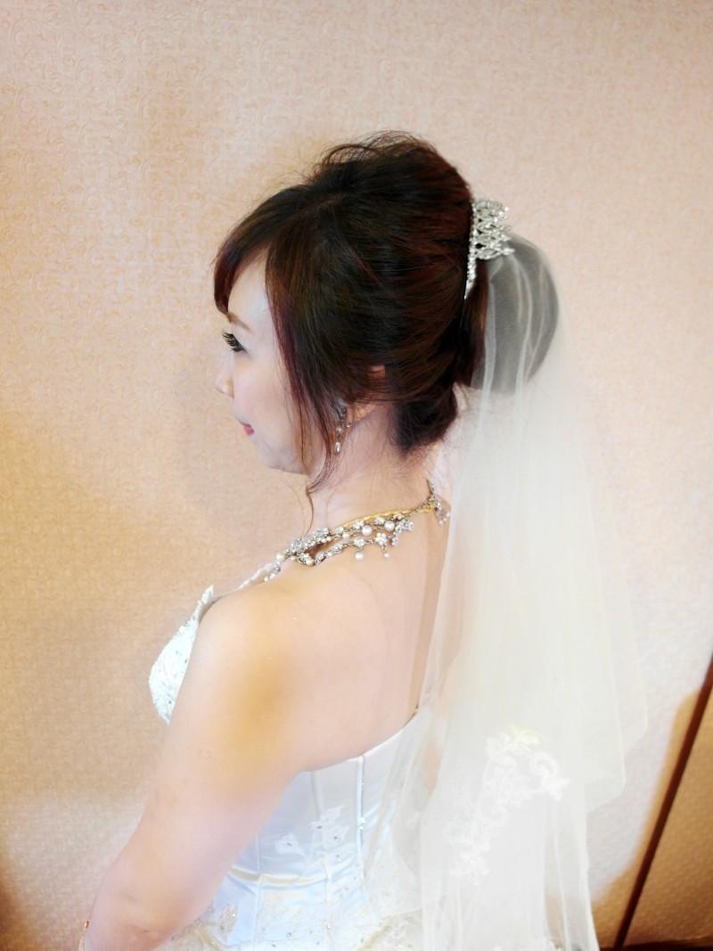靄仙~甜美白紗進場(圓山大飯店)(編號:427710) - 薇之Monica。幸福的旅程 - 結婚吧