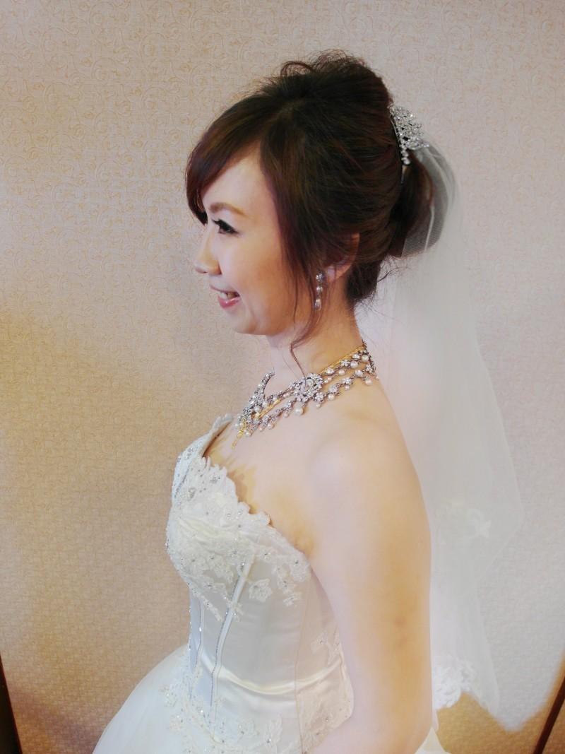 靄仙~甜美白紗進場(圓山大飯店)(編號:427711) - 薇之Monica。幸福的旅程 - 結婚吧