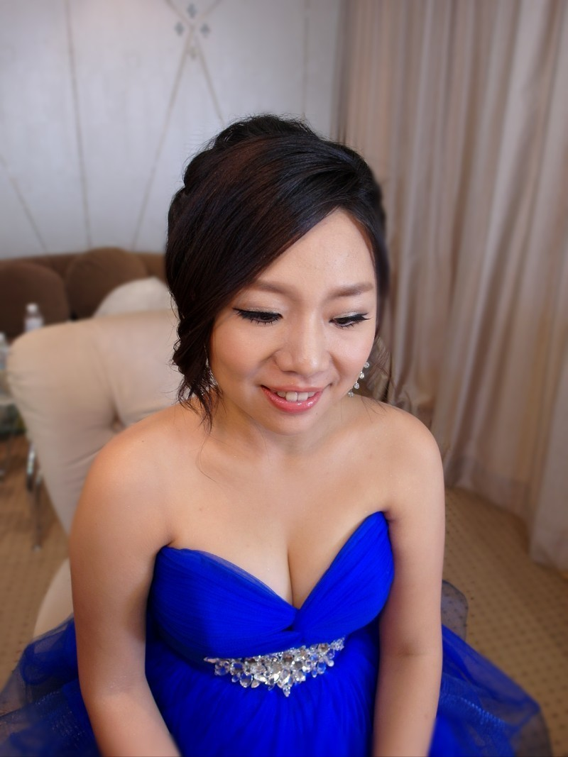 時尚個性送客造型(晶宴會館)(編號:427719) - 薇之Monica。幸福的旅程 - 結婚吧