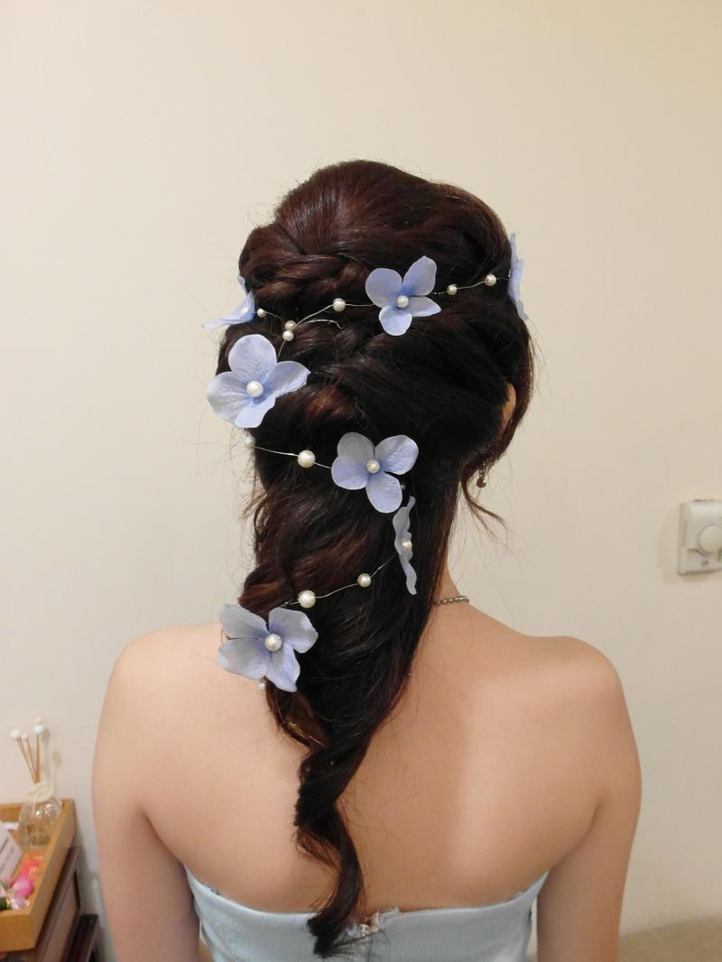 Tiffany 藍浪漫造型-嘉容(編號:427728) - 薇之Monica。幸福的旅程 - 結婚吧