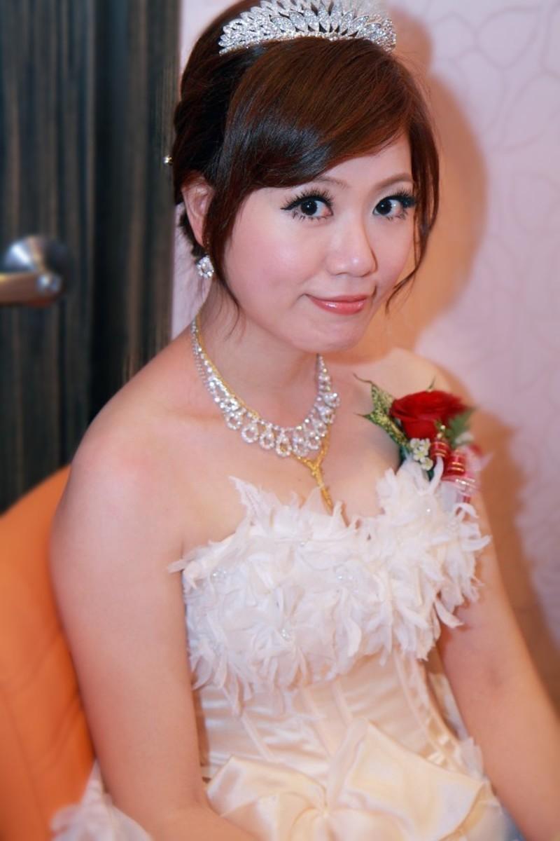 浪漫造型~尹瑄(好料裡 大同)(編號:427730) - 薇之Monica。幸福的旅程 - 結婚吧