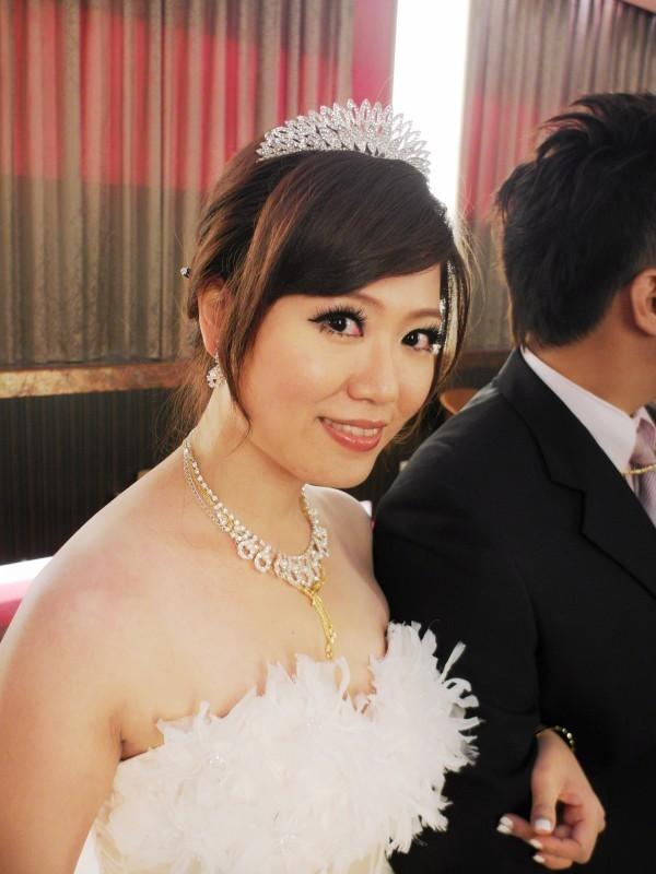 浪漫造型~尹瑄(好料裡 大同)(編號:427734) - 薇之Monica。幸福的旅程 - 結婚吧
