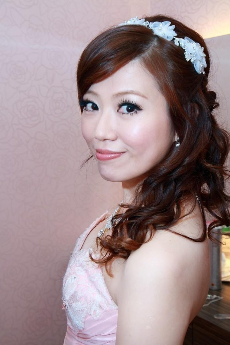 浪漫造型~尹瑄(好料裡 大同)(編號:427735) - 薇之Monica。幸福的旅程 - 結婚吧