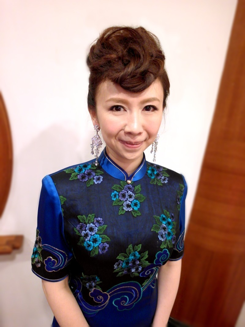 古典龐克時尚造型(圓山大飯店)(編號:427740) - 薇之Monica。幸福的旅程 - 結婚吧