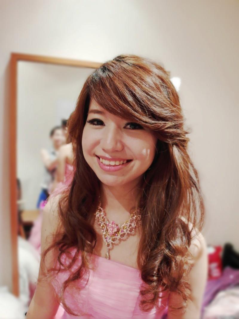 粉色浪漫貓耳造型(編號:427763) - 薇之Monica。幸福的旅程 - 結婚吧