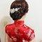 旗袍典雅編髮造型(歐華餐廳)(編號:427793)