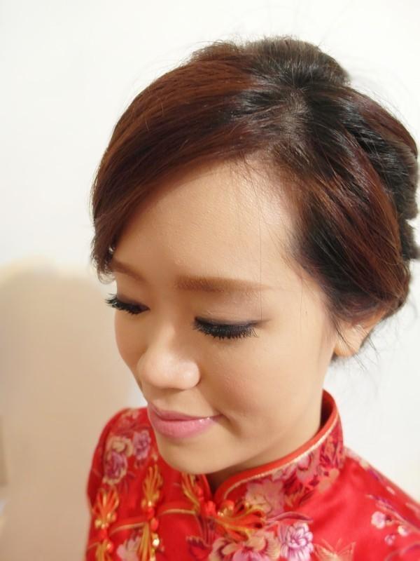 旗袍典雅編髮造型(歐華餐廳)(編號:427795) - 薇之Monica。幸福的旅程 - 結婚吧