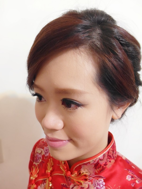 旗袍典雅編髮造型(歐華餐廳)(編號:427796) - 薇之Monica。幸福的旅程 - 結婚吧