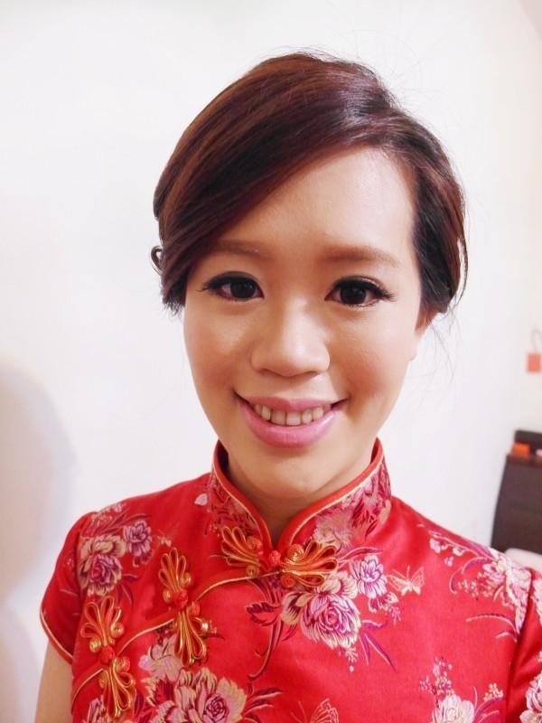 旗袍典雅編髮造型(歐華餐廳)(編號:427798) - 薇之Monica。幸福的旅程 - 結婚吧