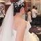 白紗經典造型(短髮新娘)(編號:427808)