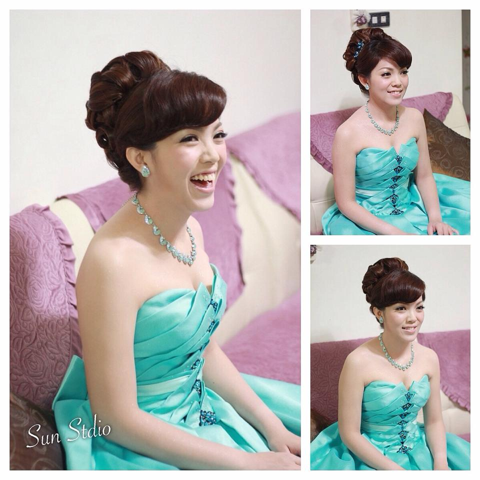 【SUN Studio新娘秘書】婚宴造型-巧巧(編號:428141) - SUN Studio-珊珊 新娘秘書 - 結婚吧