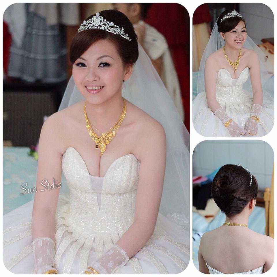 【SUN Studio新娘秘書】婚宴造型-小婷(編號:428151) - SUN Studio-珊珊 新娘秘書 - 結婚吧一站式婚禮服務平台