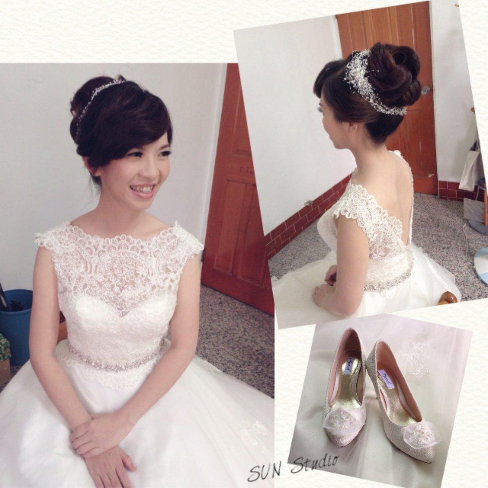 【SUN Studio新娘秘書】婚宴造型-麗雲(編號:428156) - SUN Studio-珊珊 新娘秘書 - 結婚吧