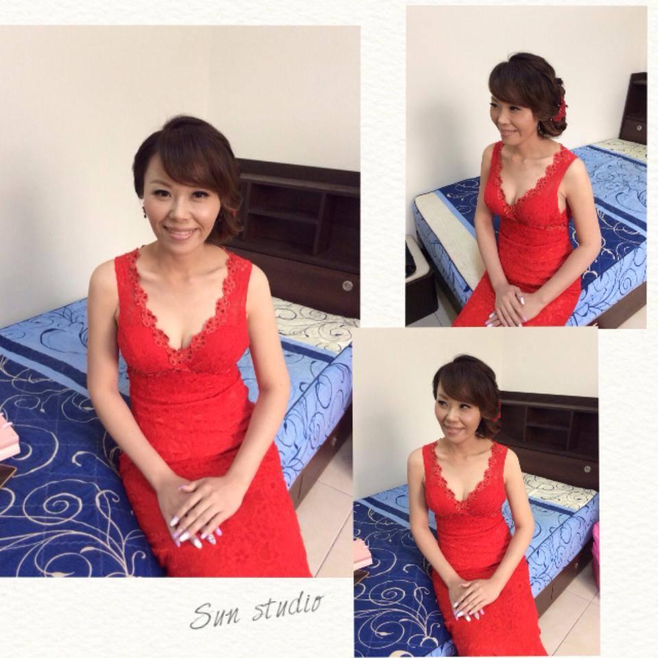 【SUN Studio新娘秘書】婚宴造型-淑玲(編號:428174) - SUN Studio-珊珊 新娘秘書 - 結婚吧