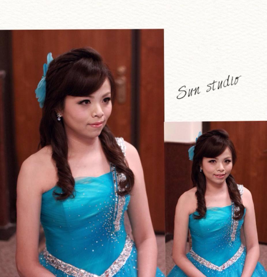【SUN Studio新娘秘書】婚宴造型-樺樺(編號:428178) - SUN Studio-珊珊 新娘秘書 - 結婚吧