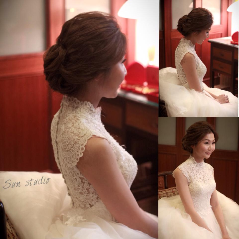 【SUN Studio新娘秘書】婚宴造型-琳伊(編號:428185) - SUN Studio-珊珊 新娘秘書 - 結婚吧
