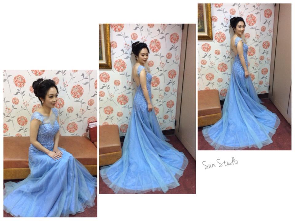 【SUN Studio新娘秘書】婚宴造型-佩雯(編號:428192) - SUN Studio-珊珊 新娘秘書 - 結婚吧