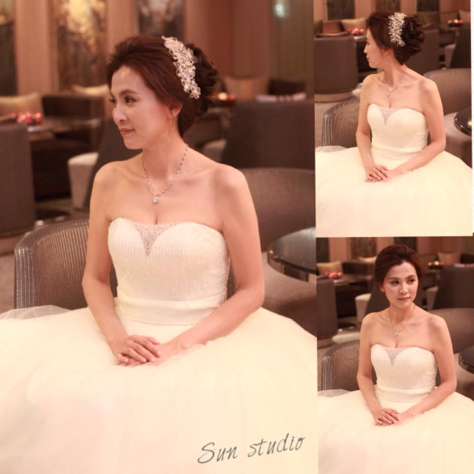 【SUN Studio新娘秘書】婚宴造型-凱倫(編號:428194) - SUN Studio-珊珊 新娘秘書 - 結婚吧