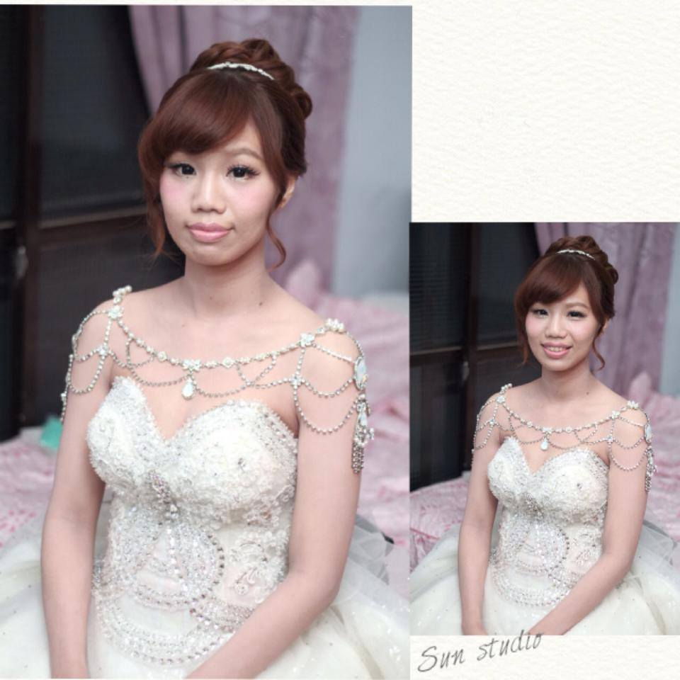 【SUN Studio新娘秘書】婚宴造型-芳柔(編號:428196) - SUN Studio-珊珊 新娘秘書 - 結婚吧