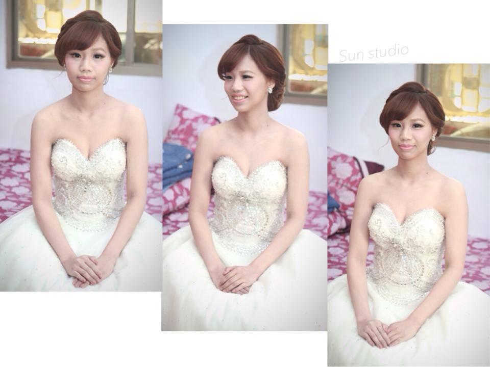 【SUN Studio新娘秘書】婚宴造型-芳柔(編號:428199) - SUN Studio-珊珊 新娘秘書 - 結婚吧