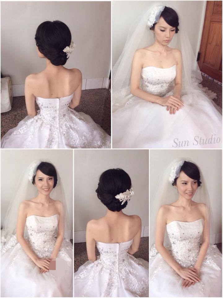 【SUN Studio新娘秘書】婚宴造型-乃文(編號:428206) - SUN Studio-珊珊 新娘秘書 - 結婚吧