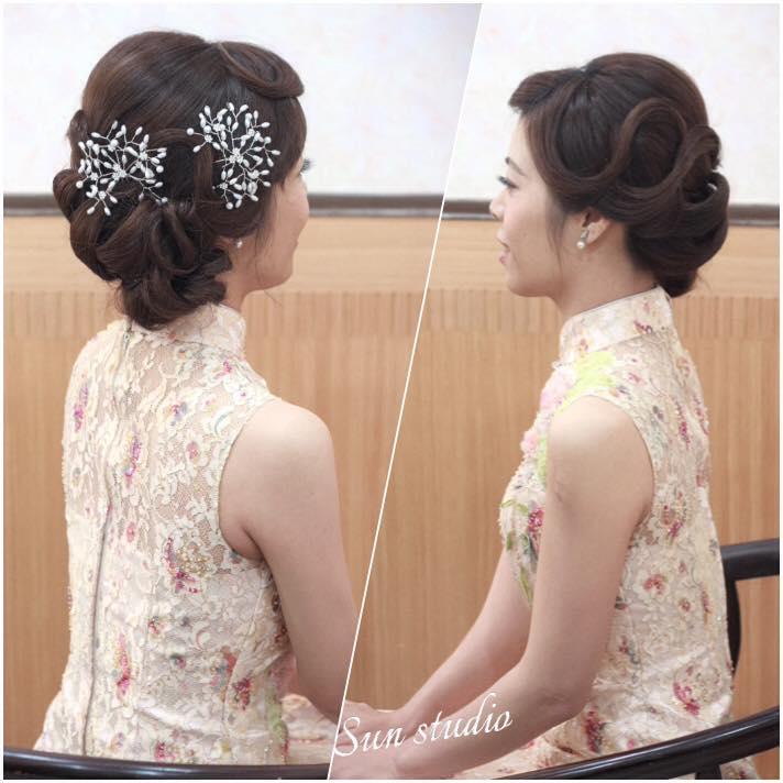 【SUN Studio新娘秘書】婚宴造型 MIAW(編號:428276) - SUN Studio-珊珊 新娘秘書 - 結婚吧