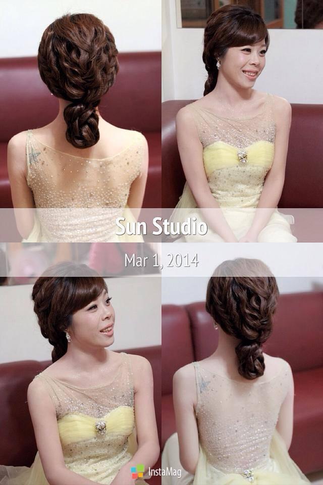 【SUN Studio新娘秘書】婚宴造型 MIAW(編號:428277) - SUN Studio-珊珊 新娘秘書 - 結婚吧