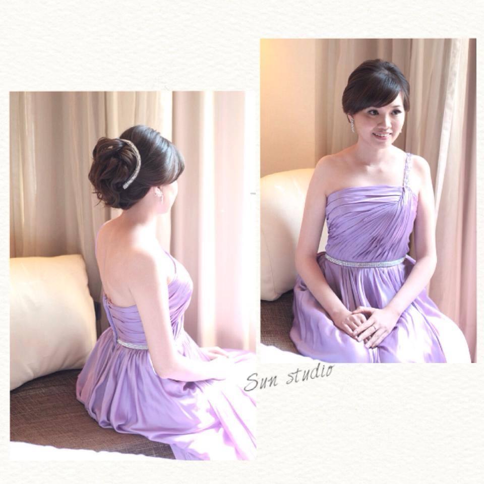 【SUN Studio新娘秘書】婚宴造型-婷茹(編號:428283) - SUN Studio-珊珊 新娘秘書 - 結婚吧