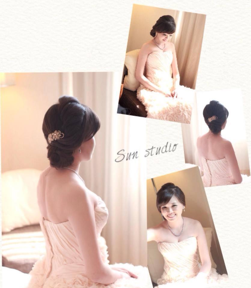 【SUN Studio新娘秘書】婚宴造型-婷茹(編號:428285) - SUN Studio-珊珊 新娘秘書 - 結婚吧