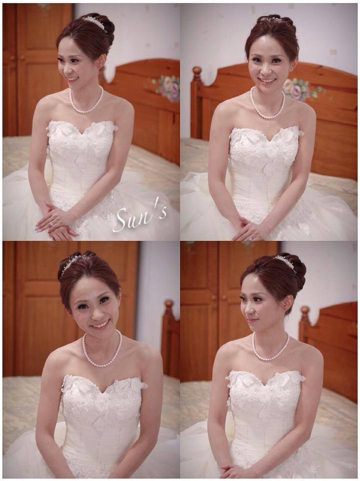 【SUN Studio新娘秘書】婚宴造型-CHAIR(編號:428288) - SUN Studio-珊珊 新娘秘書 - 結婚吧