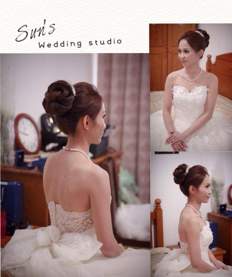 【SUN Studio新娘秘書】婚宴造型-CHAIR(編號:428289) - SUN Studio-珊珊 新娘秘書 - 結婚吧