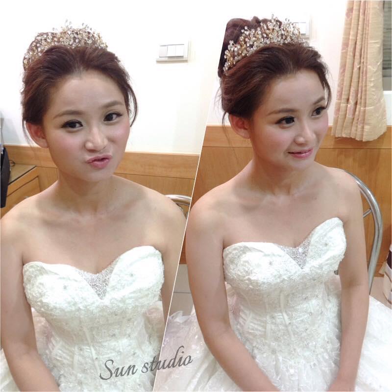 【SUN Studio新娘秘書】婚宴造型-咩咩(編號:428317) - SUN Studio-珊珊 新娘秘書 - 結婚吧