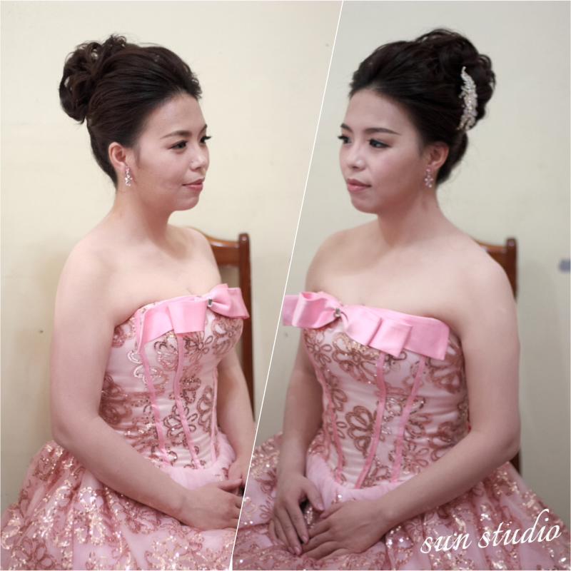 【SUN Studio新娘秘書】婚宴造型-安青(編號:428319) - SUN Studio-珊珊 新娘秘書 - 結婚吧