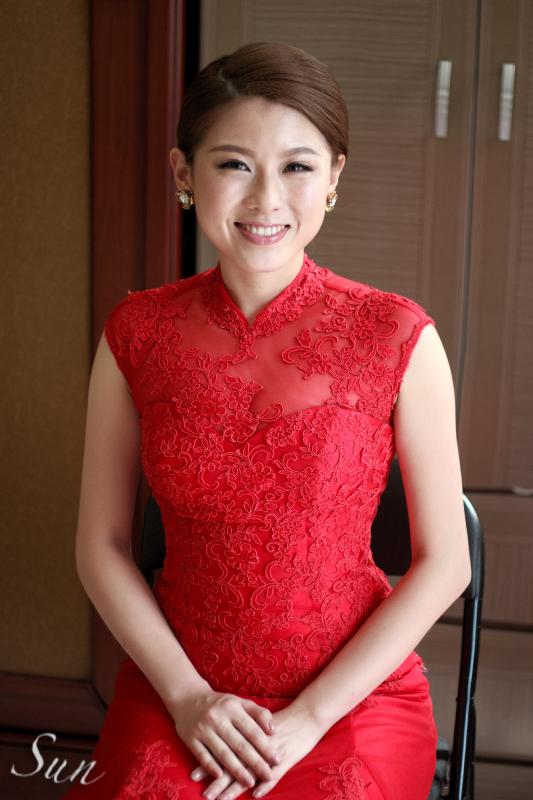 【SUN Studio新娘秘書】婚宴造型-小白(編號:428325) - SUN Studio-珊珊 新娘秘書 - 結婚吧